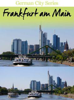 German City Series: Frankfurt am Main