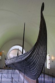 Have you seen the Viking Ships Museum in Oslo, Norway?