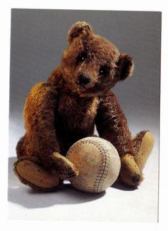 Ak-Steiff Teddy Bear