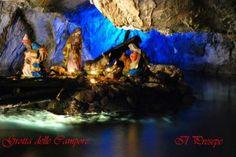 Piè Lucese, apertura del XX Presepe in Grotta
