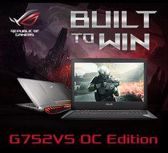 Maximilian Dood - Win an Asus ROG G752VS OC Gaming Laptop - http://sweepstakesden.com/maximilian-dood-win-an-asus-rog-g752vs-oc-gaming-laptop/