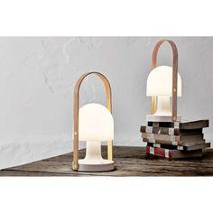 Follow Me portabel och uppladdningsbar lampa #brightbelysning #bright123 #belysning #inredning #lampor