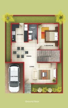 Readymade Floor Plans | Readymade House Design | Readymade House Map |  Readymade Home Plan