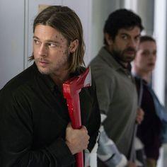 'World War z 2' Movie Update: Brad Pitt At His Best