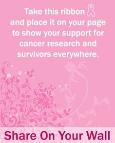 Please send out a prayer for those battling with breast cancer. My good friend found out this week that her mom has breast cancer. Hope, strength, faith, and love will see them through. Im A Survivor, Breast Cancer Survivor, Breast Cancer Awareness, Radiation Therapy, Go Pink, Pink Power, Breast Cancer Support, The Help, The Cure