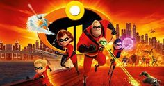 You are watching the movie Incredibles 2 on Elastigirl springs into action to save the day, while Mr. Incredible faces his greatest challenge yet – taking care of the problems of his three children. Jack And Jack, Disney Pixar, Film Disney, Bon Film, Film D'animation, John Malkovich, Walt Disney Pictures, Pixar Movies, Kid Movies
