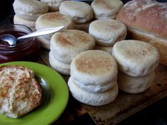 Mennonite Girls Can Cook: English Muffins