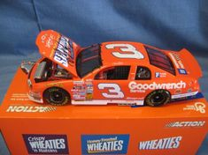 2f96fb74d08 Action Collectibles 1 24 Scale Die-Cast Dale Earnhardt  3 Wheaties  97