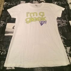I just added this to my closet on Poshmark: Glee Concert T-Shirt. Price: $40 Size: L
