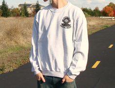 Going Deep Screen Print Crewneck Sweatshirt by CounterFitCulture