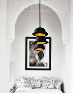 I adore these pendants! Quirky yet Sophisticated. Jeeves pendant lights by Jake Phipps www.jakephipps.com
