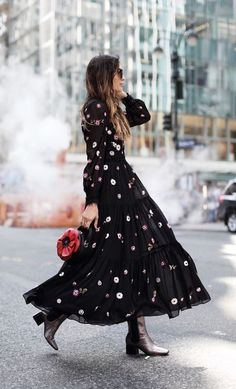 New York Fashion, Fashion Mode, Modest Fashion, Look Fashion, Autumn Fashion, Fashion Beauty, Mode Outfits, Fashion Outfits, Fashion Tips