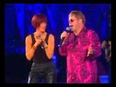 """""""Don't Go Breaking My Heart"""" - Elton John & Kiki Dee"""