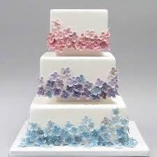 Resultado de imagem para cake with flowers