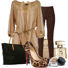 """""""Miss Sixty Blouse"""" by martina-hel on Polyvore"""