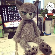 $15.29 (Buy here: https://alitems.com/g/1e8d114494ebda23ff8b16525dc3e8/?i=5&ulp=https%3A%2F%2Fwww.aliexpress.com%2Fitem%2FCandice-guo-Super-cute-plush-toy-simulational-cat-Tamino-Maita-scratch-cat-soft-stuffed-doll-birthday%2F32624260899.html ) Candice guo! Super cute plush toy simulational cat Tamino Maita scratch cat soft stuffed doll birthday gift 1pc for just $15.29