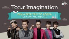 "Korea Tourism Organization Launches ""To:ur Imagination"" Campaign | Koogle TV"