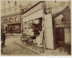 M.d [Marchand] de beurre [...] : [photographie] / [Atget] 1898-1900