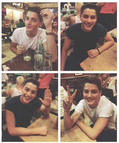 Jack and Finn.-Hey!  They are twins, so of course they are both HOT!!