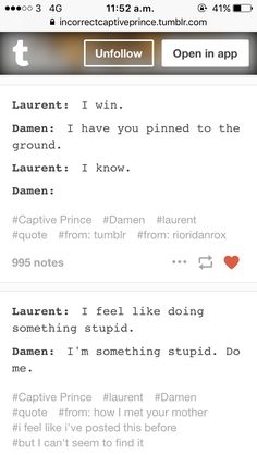 Haha poor Damen has his hands full Haha, Prince Quotes, Captive Prince, Book Fandoms, Book Of Life, Dear God, His Hands, Text Posts, Book Nerd