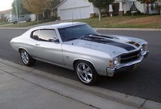 1971 chevrolet chevelle ss.. My most wanted dream car