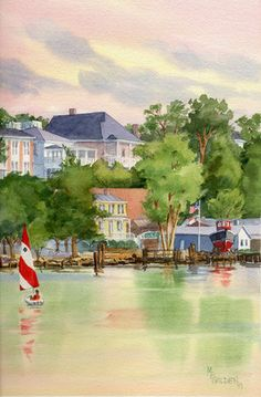Cape,Fear,Memories,3,Limited,Edition,cape fear river,chandler's wharf, wilmington nc,limited edition