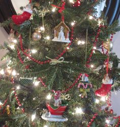 Lilypaddy's Cavalier Christmas tree!