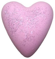 JASMINE WINGS BATH HEART - WITH GLITTER. Megafizz Bath Hearts are fragrant bath additions. Drop   one into your bath and watch it fizz and bubble and add   fragrance (and sometimes flowers or glitter) to your bath. Only £1.99