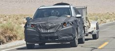 could this be the 2014 #acura #mdx?