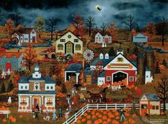 Jane Wooster Scott: Halloween Adventures