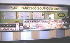 Terminal  Mezzanine Level Food Court Sfo