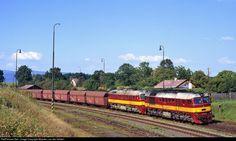 781 580-6 CD - Ceske Drahy M62 (CSD 782 Class) at Hájek, Czech Republic by Maarten van der Velden