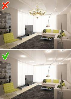 Apartment Living Room Ideas Fresh 10 Space Saving Ideas that Can Transform Your Small Apartment Apartment Interior Design, Living Room Interior, Modern Interior Design, Living Rooms, Small Apartment Living, Small Apartments, Apartment Kitchen, Plafond Design, Living Room Designs