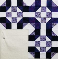 Chopin – A Passionate Quilter – Squared Away blocks