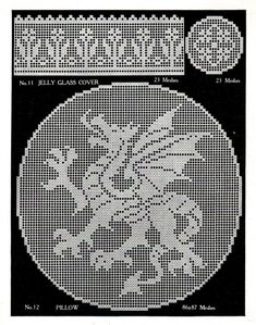 1915 Filet Crochet Instruction Patten Book. Fantastic patterns in this book! Good condition. Loaded with patterns! Copyright 1915, softcover,