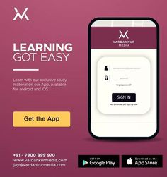 Learning just got easy. Digital Marketing is more a hard task. Learn with our exclusive study material on our App, available for android and IOS. Education Galaxy, User Interface Design, Study Materials, Google Play, Digital Marketing, Ios, Android, Student, Learning