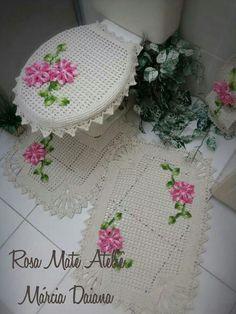 Crochet Decoration, Crochet Home Decor, Thread Crochet, Crochet Doilies, Crochet Baby, Knit Crochet, Knitting Patterns, Crochet Patterns, Crochet Videos