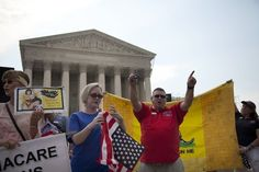 Supreme Court (5-3) upholds key part of Arizona immigration law, strikes down rest  Conservative Justices Antonin Scalia, Samuel Alito and Clarence Thomas partially dissented, saying the entire law or most of the law should have been upheld.