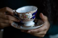 Cannabis Wellness Products For Sex, Sleep, Mood, Pain Relief - Kikoko High Tea, Pain Relief, Cannabis, Royal Blue, Tea Cups, Tableware, Tea, Tea Time, Dinnerware