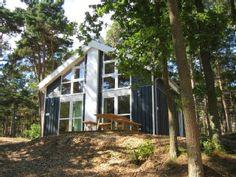Das Architektenhaus auf Baabe: 3 Schlafzimmer, für bis zu 6 Personen. Designorientiertes Architektenhaus mit Meerblick, Sauna, Whirlpool und Kamin   FeWo-direkt