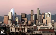 The (proposed) Wilshire Grand Tower, expected to be completed in 2017 (Photo: AC Martin)