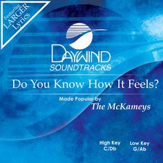 Daywind : Do You Know How It Feels? : Accompaniment Tracks