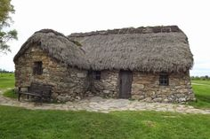 The only surviving building after the battle is Old Leanach Cottage, inhabited until 1912 and preserved by the Gaelic Society of Inverness. The cottage did have surrounding barns but these were burnt down when Government redcoats found 30 wounded Jacobites seeking refuge within them. They barricaded the barn and burnt the Jacobites alive.