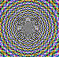 Vidéo : Une illusion d'optique hallucinante                                                                                                                                                     More