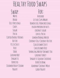 Fostering Healthy Eating Habits In Your Baby – Healthy Life Style Healthy Food Swaps, Heart Healthy Recipes, Get Healthy, Healthy Tips, List Of Healthy Foods, Healthy Nutrition, Healthy Living Tips, Healthy Good Food, Healthy Food Habits