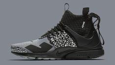 info for 025bb 6766f Ich biete den Acronym x Nike Air Presto Mid Cool Grey in Größe 44 an.
