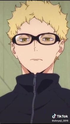 Tsukishima Kei Hot, Haikyuu Kageyama, Haikyuu Fanart, Haikyuu Anime, Anime Boys, Chica Anime Manga, Cute Anime Guys, I Love Anime, Anime Films