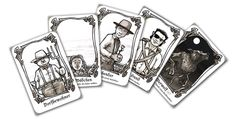 printable werewolf game cards