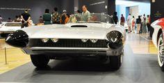 Atlanta Dream Cars Showcase - 1959 Cadillac Cyclone XP-74 Is Rocket Nose and Tailfin Bliss 9