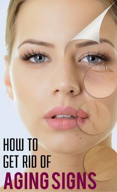 Home Remedy To Erase All Aging Signs From Your Face #health #beauty #home remedies #skin #agingsign #skintags